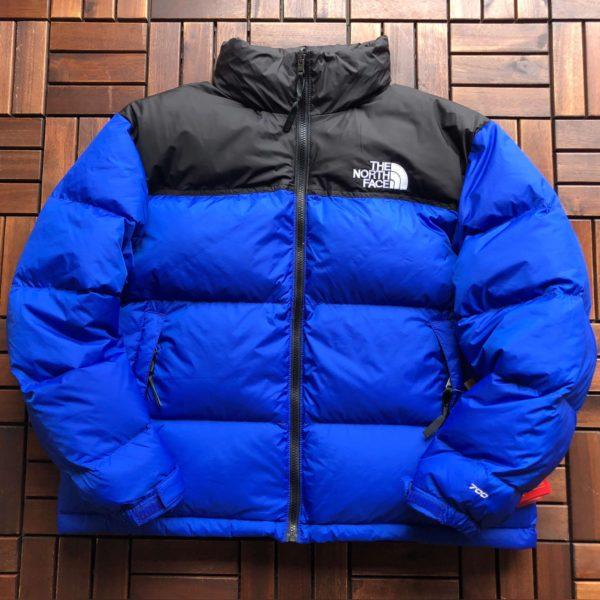 Doudoune bleu The North Face 1996 RETRO NUPTSE UNISEX